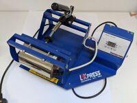 Single Mug Heat Press. Perfect starter press.
