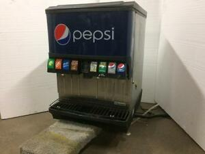 Manitowoc Commercial Soda Pop Dispenser