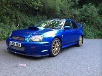 Subaru Impreza Sti Uk Blobeye prodrive