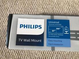 Brand new Phillips TV bracket