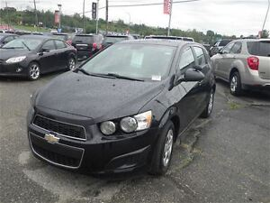 2013 Chevrolet Sonic LS  Bluetooth  Amazing ON GAS