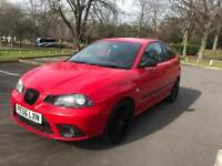 Seat IBIZA FR TDI + 2006 +FSH + Diesel + tested till end of the year + belt been done twice