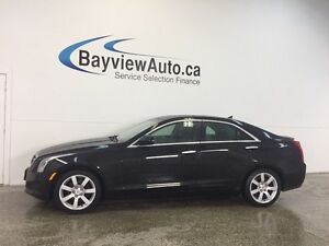 2014 Cadillac ATS - 2.5L! TINT! PUSH START! LEATHER! BOSE!