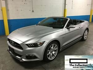 2015 Ford Mustang GT Premium 50th Anniversary Appearance Pkg Edi