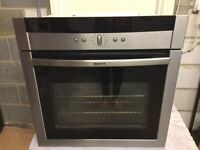 Neff Integrated Single Oven B15P42N0GB