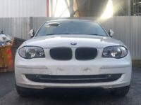BMW 1 Series 116i E81 SE, N43B20 Engine, GS6-17BG Gearbox- BREAKING FOR PARTS