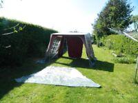 freestanding awning suit vw or campervan