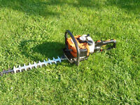 STIHL PETROL HEDGE TRIMMER HS 74
