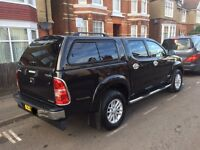 Toyota Hilux Invincible, Automatic, incredible low milage, private use only