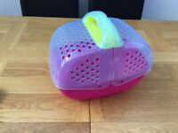Small animal carrier - for rabbits etc