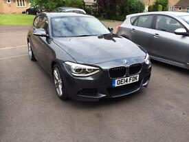 BMW 1 Series 2.0 120d M Sport Sports Hatch 3dr (start/stop)
