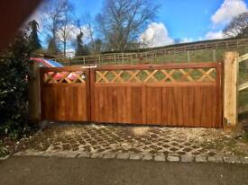 Gates , automation and landscaping