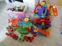Children's variety of toys