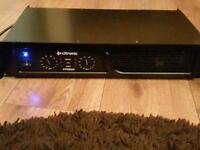 Citronic ppx300 amplifier.