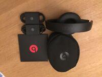 Beats Wireless Headphones (Black - limited edition)