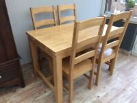4ft x2ft 6 inch dining table