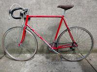 Vintage Mens Motobecane Racing Road Bike