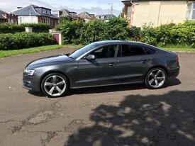 2013 (63) Audi A5 trip Sportback Quattro S-Tronic