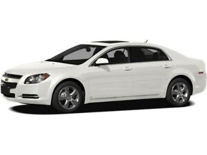 2012 Chevrolet Malibu LT Fresh Trade