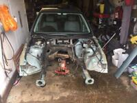 Bmw E46 compact 316 ti 2004 breaking for parts tel 07508032749