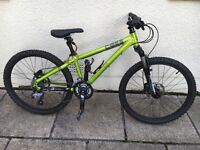 Genesis Core jr 24 mountain bike - excellent condition