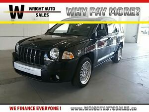 2010 Jeep Compass LIMITED|4X4|SUNROOF|LEATHER|93,798 KMS