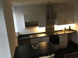 One bed flat in Inverness city centre