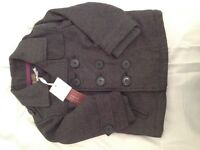 Boys jacket, new with tags - 12-18 months