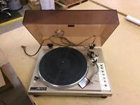 Vintage Marantz vinyl player