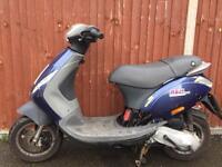 Piaggio zip 70cc reg as 50cc moped scooter Vespa Honda Piaggio Yamaha gilera Peugeot