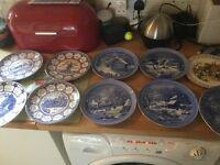 Free decorative plates