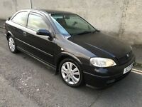 Excellent 2002 51 Vauxhall Astra 1.6Sxi 3Dr **Mot June 2017+Very Clean Car**