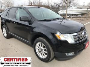 2009 Ford Edge SEL ** AWD, AUTOSTART, HTD LEATH **