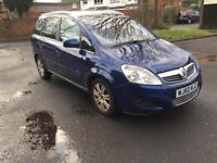 Vauxhall Zafira 1.9 CDTi Elite 5dr1FORMER OWNER+TOP SPEC+AUTOMATic 2010 60 PLATE