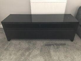 Black gloss - TV unit for sale