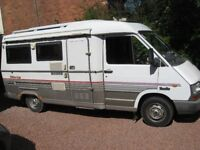 MOTORHOME OR CAMPERVAN BOUGHT FOR TOP CASH PRICES NATIONWIDE CALL 01695372072