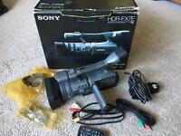 Sony FX7E HDV Camcorder