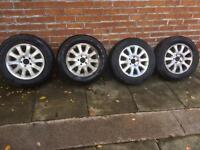 Tyres 215/65R16 98H (Steels Included)