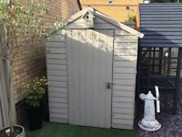 Shed 7x5 good condition,