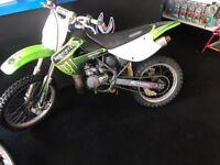 Kawasaki kx 85 2010