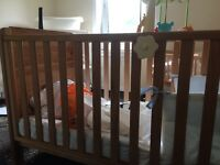 Cot bed gone pending collection