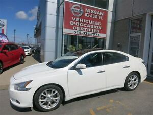 2012 Nissan Maxima SV PREMIUM SUNROOF, PEDAL SHIFT, BLUETOOTH, B