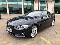 BMW 420D Luxury - (63 plate) excellent condition