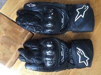 All star brand new sp1 gloves large