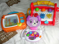 BABIES ACTIVITY TOYS