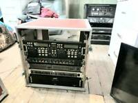 DJ EQUIPMENT & FLIGHT CASE