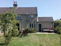 Short-term let (4 months): Quiet 2-bedroom semi-detached house in rural village near Lewes