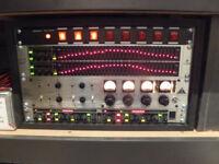 Behringer audio gear