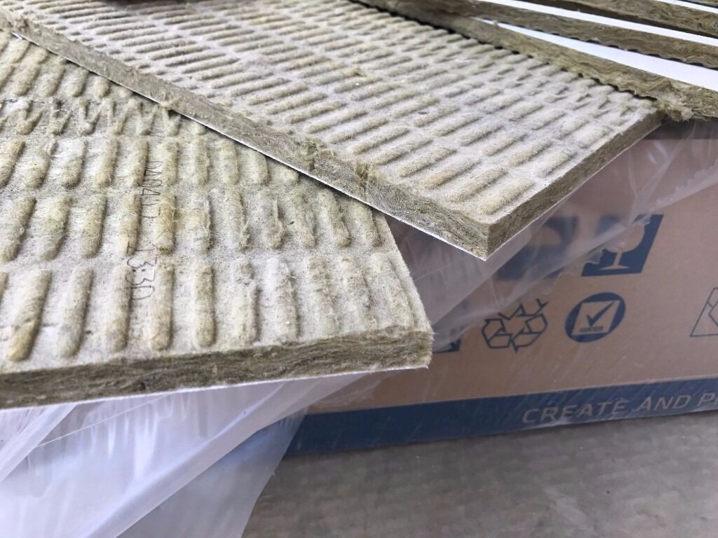 Rockfon Sofit Artic Suspended Ceiling Tiles 60x60 40 In A Box