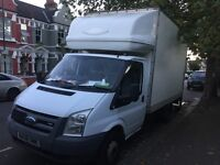 Ford Transit Luton T350 MWB Tail lift